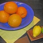 Apelsiner - lite solsken på ett fat