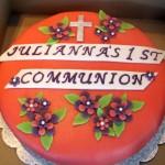 Juliannas communion