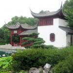 Kinesiska trädgården